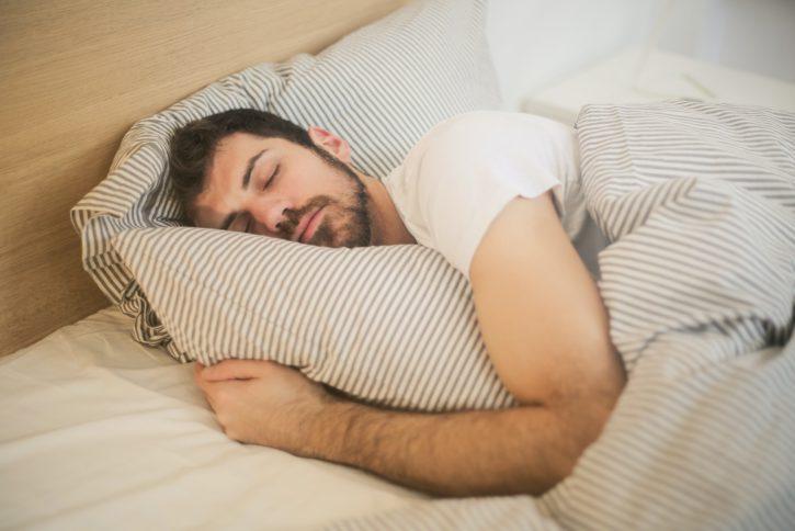 healthy mindset towards sleep